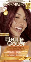 Garnier Belle Color ColorEase Crème Permament Haircolour 550 Dark Red Auburn