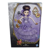 Disney Descendants Mal Isle Of The Lost Coronation Doll