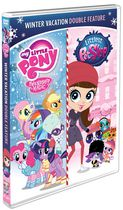 DVD My Little Pony Friendship Is Magic & Littlest Pet Shop - Winter Vacation