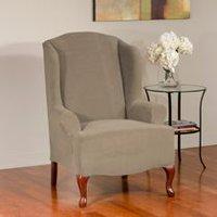 Mainstays prot ge mobilier en microfibre reversible pour for Housse sofa walmart