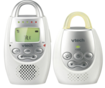 DM 221 VTech Safe & Sound DECT 6.0 Digital Audio Monitor