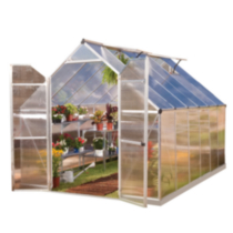 Palram Premier 8' x 12' Twin Wall Greenhouse