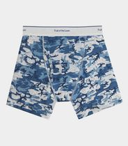 Fruit of the Loom Boys' Assorted Boxer Briefs L