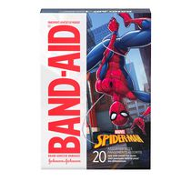Band-Aid® Spiderman Bandages
