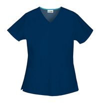 Scrubstar Stretch Top Navy S
