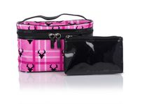 Conair Modella Oh Deer Train Case Cosmetic Bag