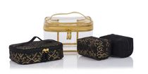 Conair Modella  Train Case Cosmetic Bag