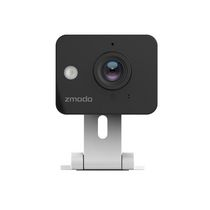 Zmodo HD Mini Wi-Fi Camera with Two-way Audio and Remote Monitoring