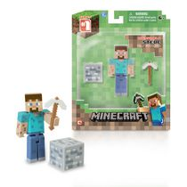 Walmart Clearance Minecraft - Steve with Accessory