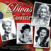 Various Artists - Les Divas Du Country