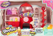 Shopkins Season 4 Food Fair Sweet Spot Playset