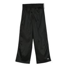 Athletic Works Boys' Pull-On Tricot Pants Black S(7-8)