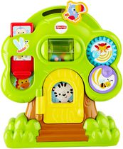 Fisher-Price Animal Friends Discovery Toy Treehouse