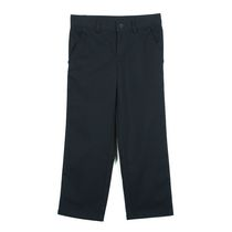 George Boys' Twill Dress Pant Navy 6X