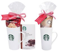 Celebration Starbucks Holiday Gift Set with mugs - ASSORTMENT