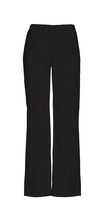 Scrubstar Pull On Pant Black XL