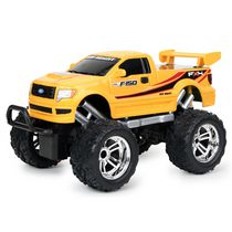 New Bright R/C 1:16 Yellow F-150