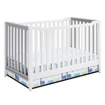 Baby Relax Aaden 3 in 1 Convertible Crib