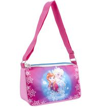 Disney Frozen Top Zip Hobo Handbag