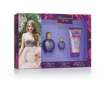 Taylor Swift Wonderstruck 30 ml Eau De Parfum Spray + 50 ml Body Lotion + 5 ml Mini -Set For Women