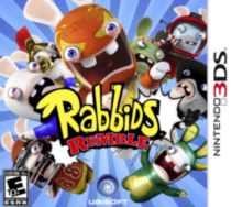 Rabbids Rumble (Nintendo 3DS)