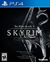 The Elder Scrolls V Skyrim: Special Edition (PS4)