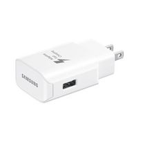 Samsung Micro USB 2A Wall Charger in White