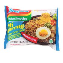 Indomie Mi Goreng Barbeque Chicken Stirfry Instant Noodles