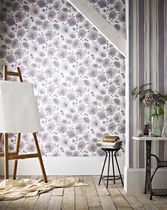 Graham & Brown Flora Wallpaper Beige