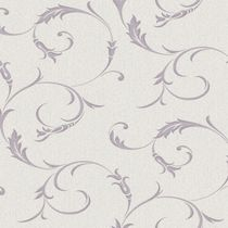 Superfresco paste the paper Athena Wallpaper Purple