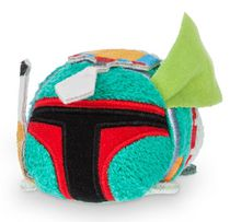 Mini Tsum Tsum Boba Fett Plush Toy