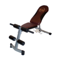 Banc de musculation plat/incliné/décliné CAP