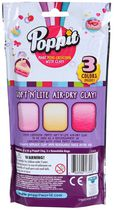 Poppit Soft 'N' Lite Air-Dry Clay Pack
