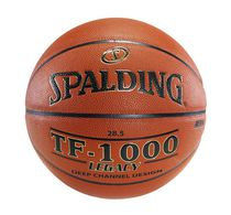 Spalding® Ballon de basket-ball officiel TF1000 Legacy