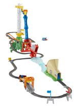 Fisher-Price Thomas & Friends TrackMaster Thomas' Sky-High Bridge Jump Playset