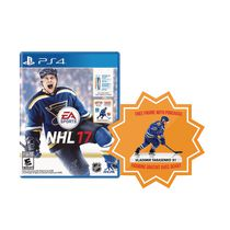 NHL 17 Figure Bundle (PS4)