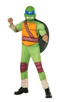 Rubie's Teenage Mutant Ninja Turtles Deluxe Leonardo Child Costume M