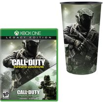 Jeu vidéo Call Of Duty : Infinite Warfare Legacy With Cup pour Xbox One - Version Française
