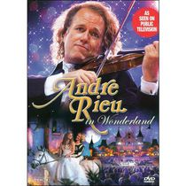 André Rieu - André Rieu In Wonderland (Music DVD)
