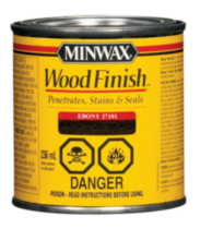 Teinture Wood Finish Ébène 236ml