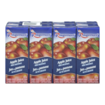 Rougemont Apple Juice, 8X200ML