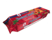 VoortmanStrawberry Turnover Cookies