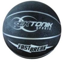 Tektonik Sports 'Fast Break' Basketball Sz. 7 - Black