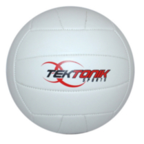 Tektonik Sports 'Spiker' Volleyball - White