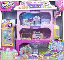 Shopkins Tall Mall Storage Case