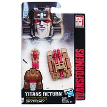 Transformers Generations Titans Return Titan Master Skytread Action Figure