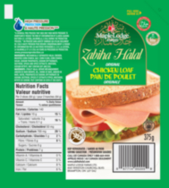 Pain de poulet Original  Zabiha Halal de Maple Lodge FarmsMD