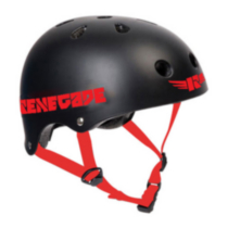 Renegade Youth Helmet Black - Boys