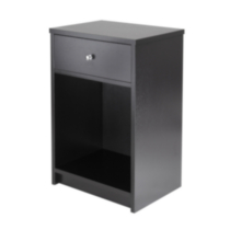Winsome Squamish Accent table Black