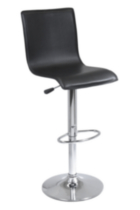 93145 Spectrum L shape Adjustable stool